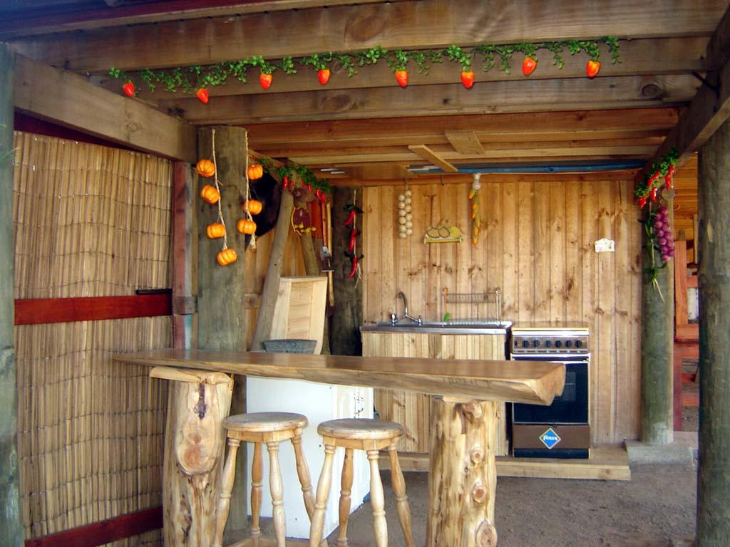 Arriendo casas caba as playa horcon destacados for Decoracion quinchos rusticos